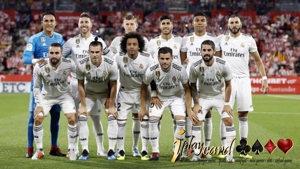 Keinginan Real Madrid Pada Ajang Liga Champions
