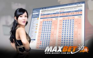 MAXBET Casino Online number of game