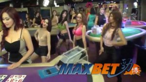 MAXBET Casino Online party baccarat