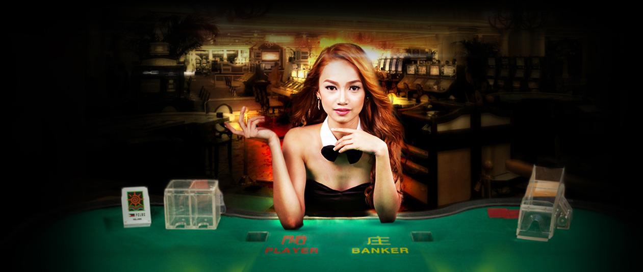 ingin bicara dan chatting dengan dealer cantik dan seksi dari live casino online? daftar sekarang di Asia Bet King!