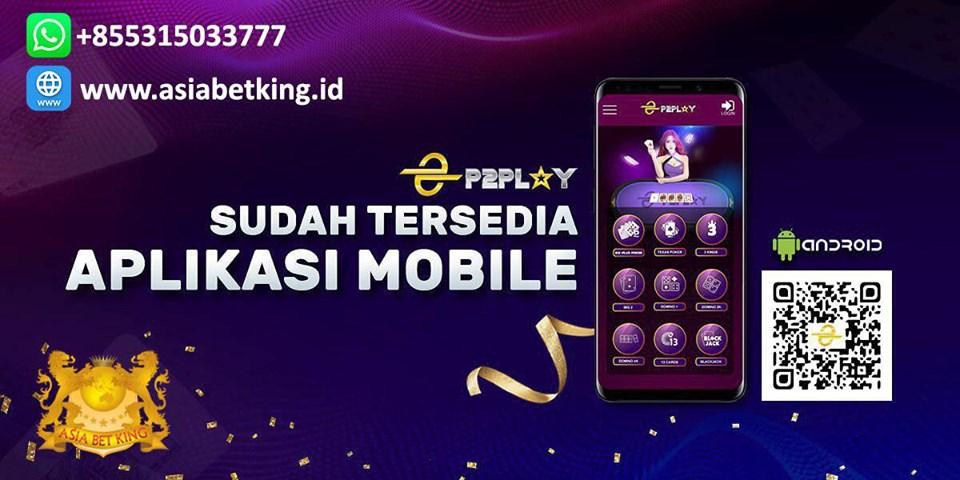 Agen Judi Poker Online P2Play Terpercaya